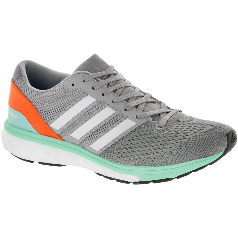 low priced 17e9e 0df6b adidas adizero Boston 6. Mid GreyWhiteEasy Orange