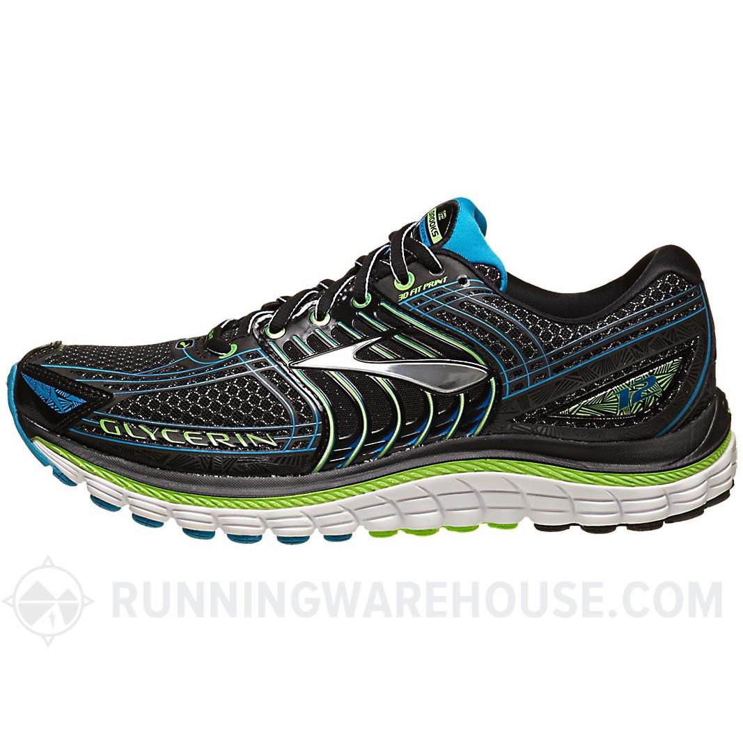 205cc40aad2 Brooks Glycerin 11 Running Shoes Reviews - Style Guru  Fashion ...