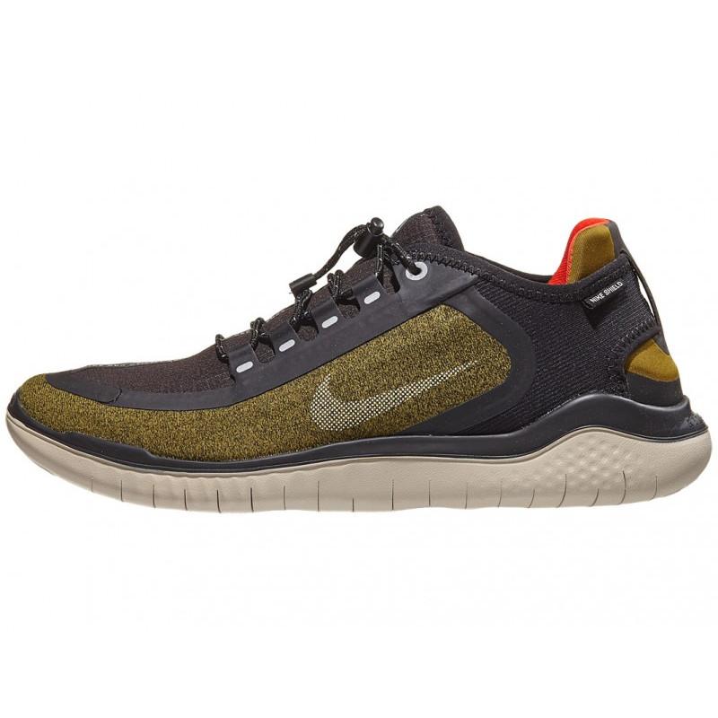 Respetuoso del medio ambiente ornamento ballena  Nike Free RN 2018 Shield - Shoe Reviews - LetsRun.com