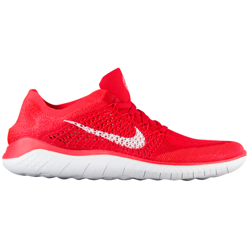 Nike Womens Nike Free RN Flyknit 2018 Guava IceParticle BeigeSailRust Pink from Foot Locker | more